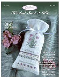 Herbal Sachet Kit - Chives