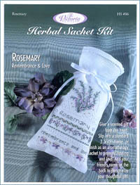 Herbal Sachet Kit - Rosemary