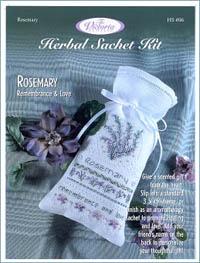 Herbal Sachet Kit - Rosemary