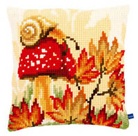 Autumn Scene Cushion Kit