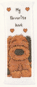 Popcorn - Biscuit Bookmark Kit