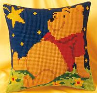 Winnie the Pooh Cushion Kit