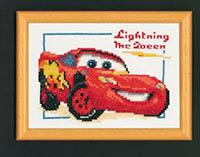 Lightning McQueen Kit