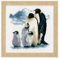 Penguin Family Kit