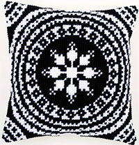 Black & White Cushion Kit
