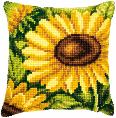 Sunflower Cushion Kit