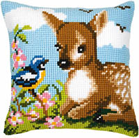A Little Deer Cushion Kit