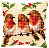 Three's a Company Cushion Kit