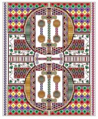 Cross Tapestry