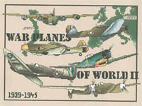 War Planes of WW II