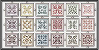 Symmetrical Squares From 1603