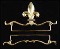 Cast Brass Bellpull Hardware