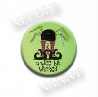 A Wee Bit Wicked Stitch Dot by Amy Bruecken Designs