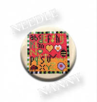 Sampler Needle Nanny by Amy Bruecken Designs
