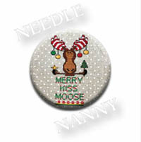 Merry Moose Stitch Dot by Amy Bruecken Designs