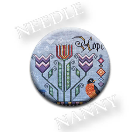 Promise of Spring Needle Nanny by Cottage Garden Samplings
