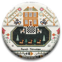 Sarah Newman by Fox and Rabbit Designs