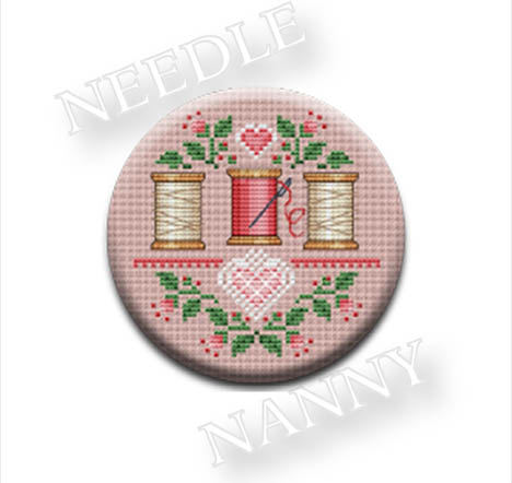 Spools Needle Nanny by Sue Hillis Designs