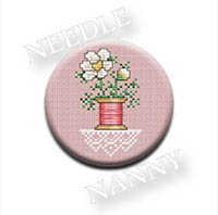 Poseys Needle Nanny by Sue Hillis Designs
