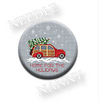 Woody Needle Nanny by Sue Hillis Designs