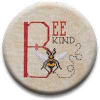 Bee Kind Needle Nanny from The Blackberry Rabbit