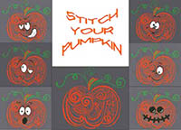 Stitch Your Pumpkin