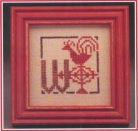 Alphabet Mania - W