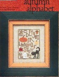 Autumn Alphabet Kit