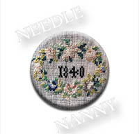 1840 Needle Nanny by Blackbird Designs