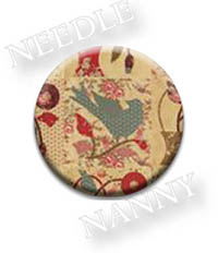 A Little Flower Needle Nanny by Blackbird Designs