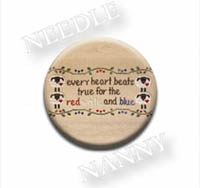 Every Heart Needle Nanny by Country Cottage Needleworks