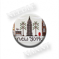 New York Needle Nanny by Country Cottage Needlework