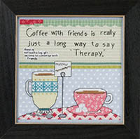 Curly Girl - Coffee With Friends Kit