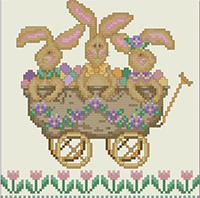 All Aboard The Bunny Express