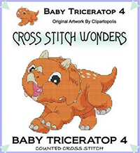 Baby Triceratop 4