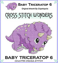 Baby Triceratop 6