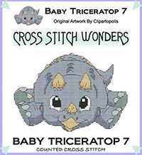 Baby Triceratop 7