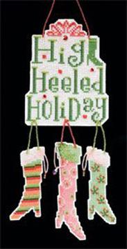 High Heeled Holiday -Stocking Kit