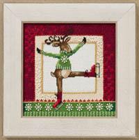 Skating Reindeer - Rupert