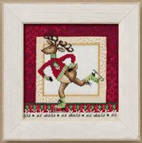 Skating Reindeer - Raymond