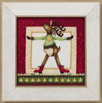 Skating Reindeer - Randolf