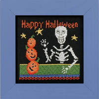 Frightful Delight - Happy Skeleton Kit