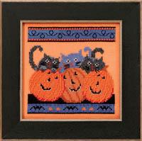 Frightful Delight - Jacks and Cats Kit