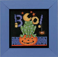 Frightful Delight - Boo Frog Kit