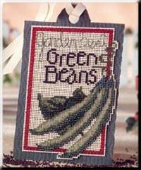 Seed Tags-Garden Best Green Beans