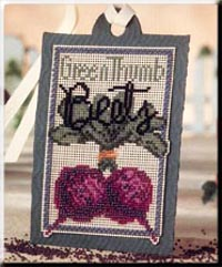 Seed Tags-Green Thumb Beets