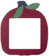Red Apple Frame