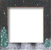 Winter Night  Frame