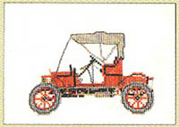 Opel 1909 Antique Car Kit