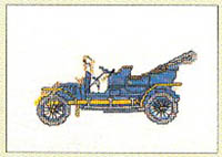 Sijker1907 Antique Car Kit